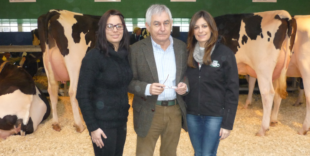 CIPSA PECUARIA'S team assists to the TOP-largest Genetic Auction in Europe.